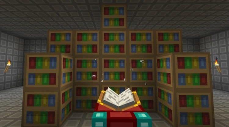 Minecraft Büyülü Kitap Ne İşe Yarar