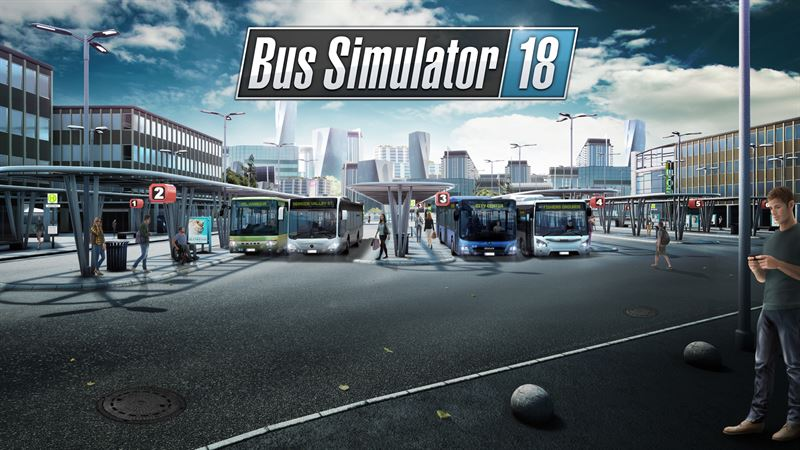Bus Simulator 18 Sistem Gereksinimleri 2021