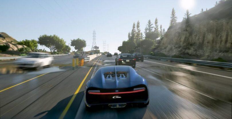 GTA 5 Arabada Kendi Müziğini Dinleme