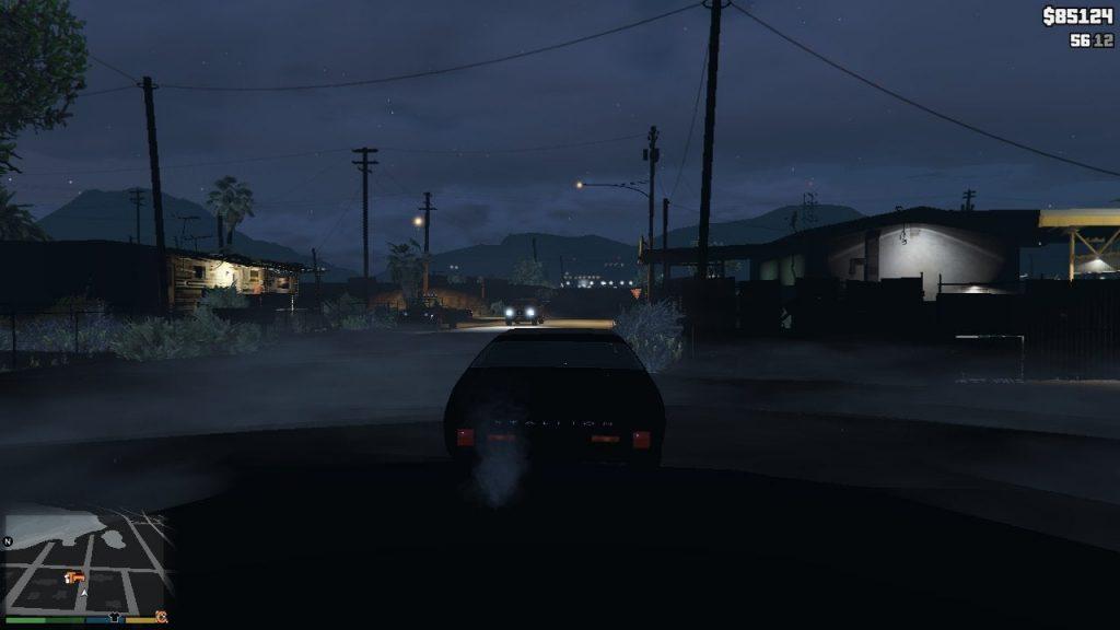 GTA 5 Siyah Texture Sorunu