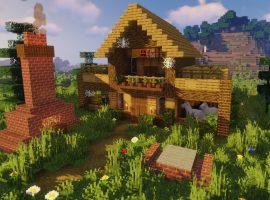 Minecraft Çit Kapısı Yapımı