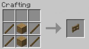 Minecraft Çit Kapısı Yapımı ve nasıl yapılır